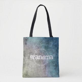 Best Grandma Ever - Tote Bag - Words