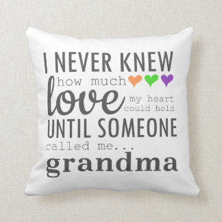 Best Grandma Pillow