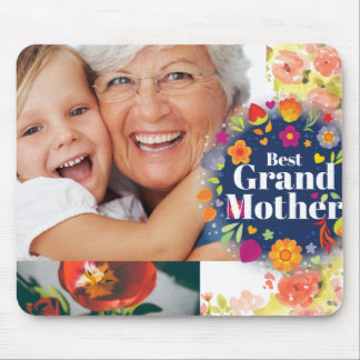 Best Grandmother Mouse Pad