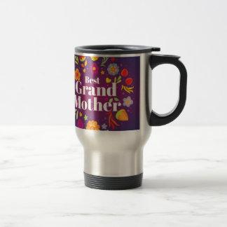 Best Grandmother Travel Mug