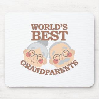 Best Grandparents Mouse Pad
