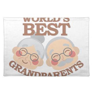 Best Grandparents Placemats
