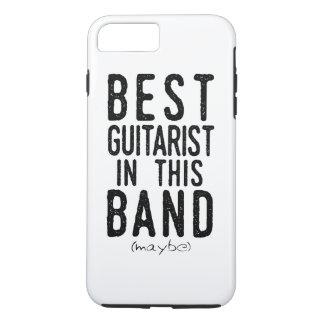 Best Guitarist (maybe) (blk) iPhone 8 Plus/7 Plus Case