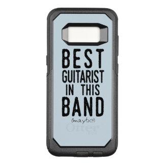 Best Guitarist (maybe) (blk) OtterBox Commuter Samsung Galaxy S8 Case