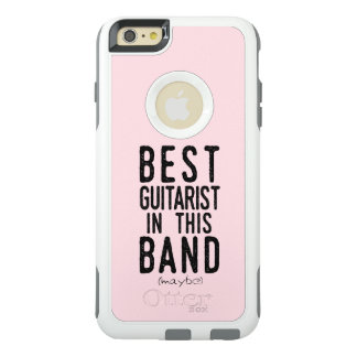 Best Guitarist (maybe) (blk) OtterBox iPhone 6/6s Plus Case