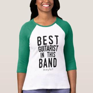 Best Guitarist (maybe) (blk) T-Shirt