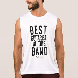 Best Guitarist (maybe) (blk) Tank Top
