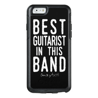 Best Guitarist (maybe) (wht) OtterBox iPhone 6/6s Case