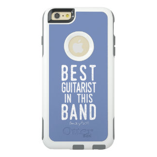Best Guitarist (maybe) (wht) OtterBox iPhone 6/6s Plus Case