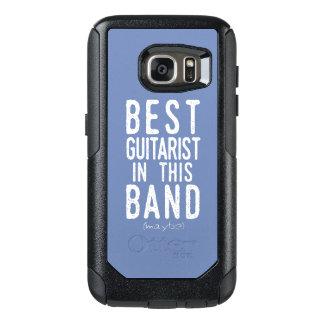 Best Guitarist (maybe) (wht) OtterBox Samsung Galaxy S7 Case