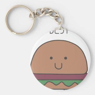 best hamburger keychain