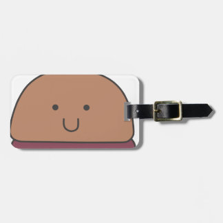 best hamburger luggage tag