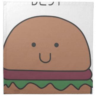 best hamburger napkin