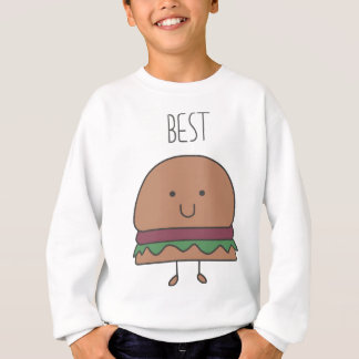 best hamburger sweatshirt