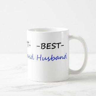 Best husband coffee mug
