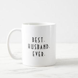 Best Husband Ever coffee mug