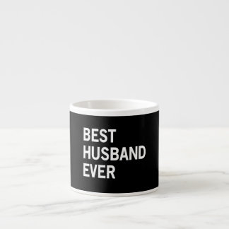 Best Husband Ever Espresso Cup