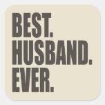 Best. Husband. Ever. Sticker