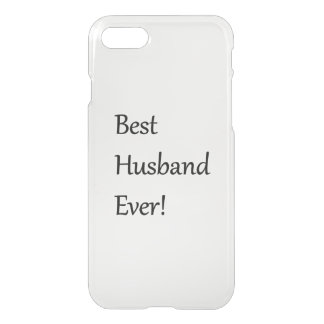 Best Husband Every iPhone 7 Case