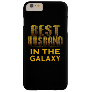 Best Husband In The Galaxy Barely There iPhone 6 Plus Case