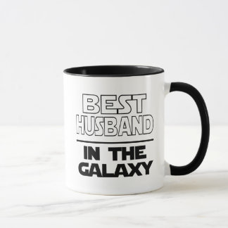 Best Husband in the Galazy Mug