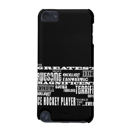 Best Ice Hockey Players Greatest Ice Hockey Player iPod Touch 5G Cases