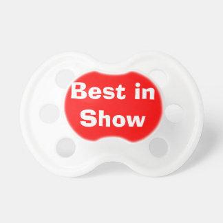 Best in Show Pacifier