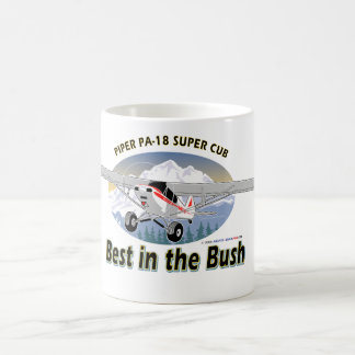 Best in the Bush - Super Cub Coffee Mug