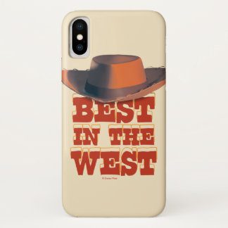 Best in the West iPhone X Case