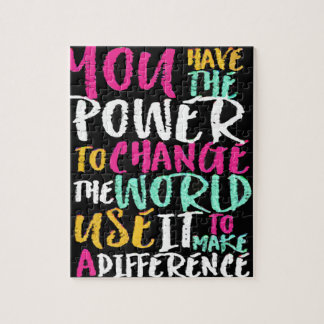 Best Inspirational Quote Jigsaw Puzzle
