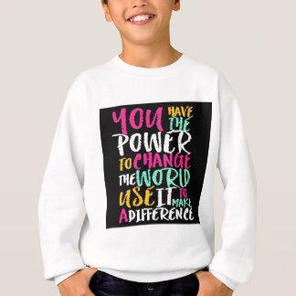 Best Inspirational Quote Sweatshirt