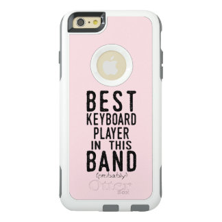 Best Keyboard Player (probably) (blk) OtterBox iPhone 6/6s Plus Case