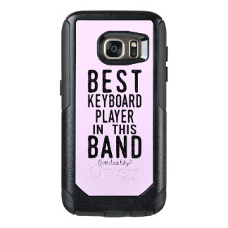 Best Keyboard Player (probably) (blk) OtterBox Samsung Galaxy S7 Case