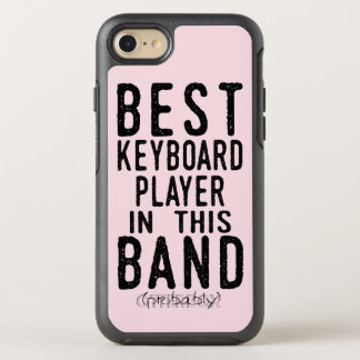 Best Keyboard Player (probably) (blk) OtterBox Symmetry iPhone 8/7 Case