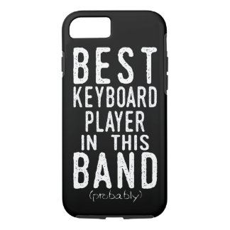 Best Keyboard Player (probably) (wht) Case-Mate iPhone Case