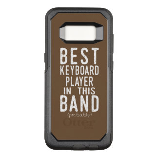 Best Keyboard Player (probably) (wht) OtterBox Commuter Samsung Galaxy S8 Case