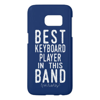 Best Keyboard Player (probably) (wht) Samsung Galaxy S7 Case