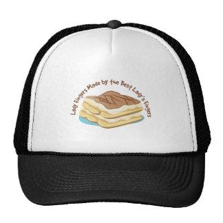 Best Lady Fingers Trucker Hat