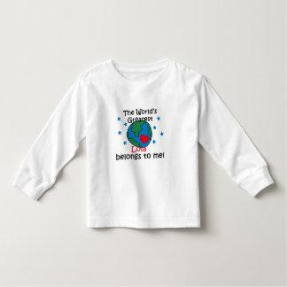 Best Lola Belongs to me Toddler T-shirt