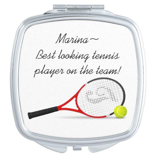 Best Looking Tennis Player Vanity Mirrors