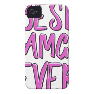 Best mamgu ever grandmother iPhone 4 cover