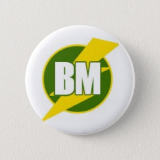 Best Man B/M 2 Inch Round Button