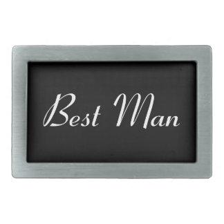 Best Man Belt Buckle
