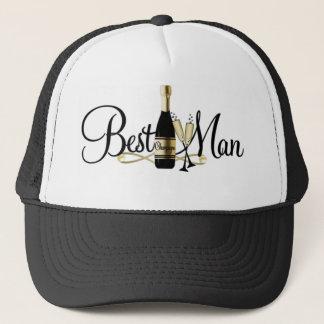 Best Man Cap