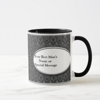 Best Man Mug, Personalized Mug