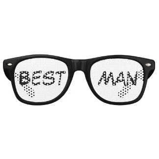"""Best Man"" Party Shades"