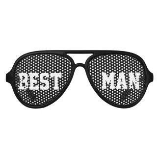 Best Man Party Sunglasses