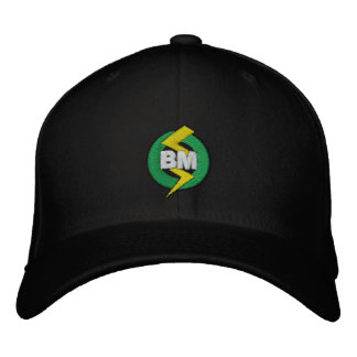 Best Man Patch Cap