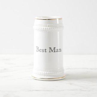 Best Man Stein