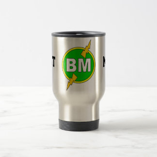 Best Man Travel Mug